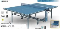 Outdoor Intensive Table Tennis Table