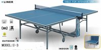 Indoor Intensive Table Tennis Table