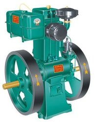 Diesel Engine - Slow Speed, Water-Cooled 5 to 20 HP