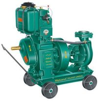 Diesel Pumpset - High Speed, Water-Cooled 5 to 18 HP