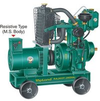 Diesel Gensets - High Speed, Water-Cooled & Air-Cooled [FTA] Light Weight - 2.2 kVA [1 Phase]