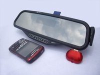 Wireless Bluetooth With High-tech TTs Function For Car Mirror