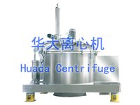 LGZ Scraper Bottom Discharge Centrifuges