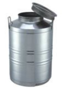 Stainless Steel Oil/ Milk Barrel