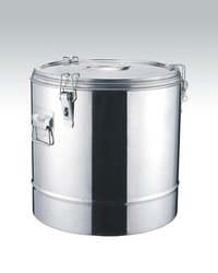 Stainless Steel Insulated Barrel