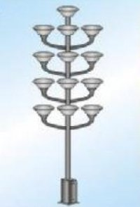 Decorative Garden Poles