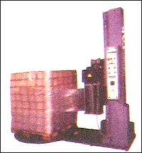 Automatic Stretch Wrapping Machine