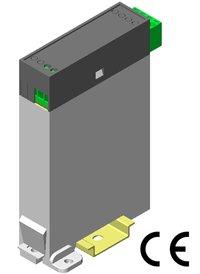 Vertical DIN Rail Enclosure VE – 22.5
