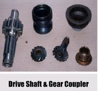 Drive Shaft And Gear Coupler