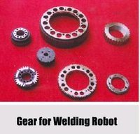 Gears For Welding Robots