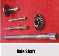 Axle Shafts