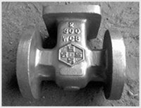 Gate Valve Body Castings