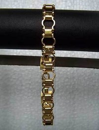 Imitation Gold Bracelets
