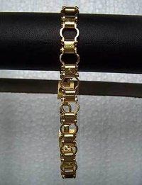 Imitation Gold Bracelets