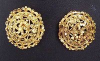 Imitation Gold Earrings