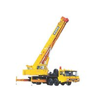 Telescopic Cranes On Rent