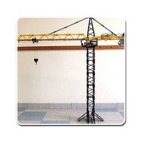 Tower Cranes Rental Services