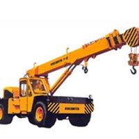 Mobile Cranes On Rent