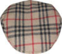 Golf Tweed Checks Caps