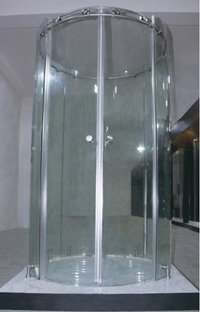 Round Shape Shower Rooms
