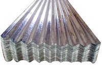 Galvanized Metal Sheets