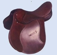 Leather Show Saddles