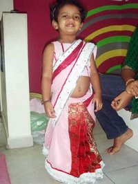 Girls Sarees