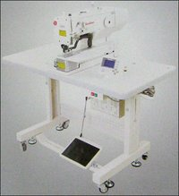 Electronically Controlled Lock Stitch Button Hole Sewing Machines