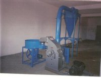 Automatic Suction Pulveriser Machine