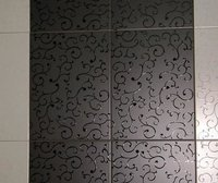 Esteem White & Black Wall Tiles