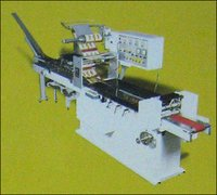 On Edge Pillow Pack Packing Machine