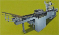 On Edge Pillow Pack Packing Machine (Double Feeder)
