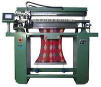 Eurowell Irregular Computerized Intarsia Flat Knitting Machine