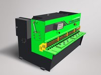 Hydraulic Pendulous Shearing Machine