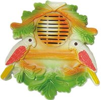 Hut Parrot Door Bells