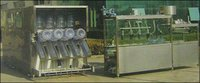 Automatic Linear Jar Filling Machineries