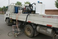 Truck Mounted Cold Spraying Marking Machine