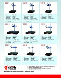 Granite Comparator Stand