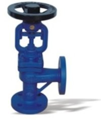 Right Angle Bellow Globe Valve