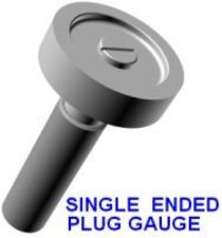 Single Ended Plug Gauges