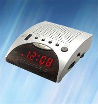 AM/FM LED Alarm Clock Radios