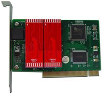 Zs-4304 4ch. Analogue Recording Card