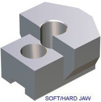 CNC Soft and Hard Jaws
