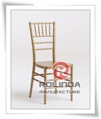 Golden Chiavari Chair