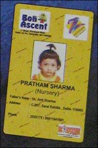 Nursery Cards