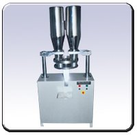 Semi Automatic Filling Machine With Telescopic Cup Filter System