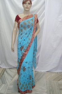 Fancy Contemporary Saree