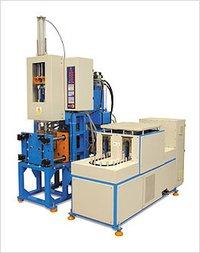 Semi Automatic PET Blow Moulding Machines