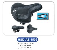 Folding Bicycle Saddles