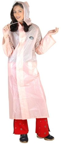 Cut Glass Ladies Raincoats